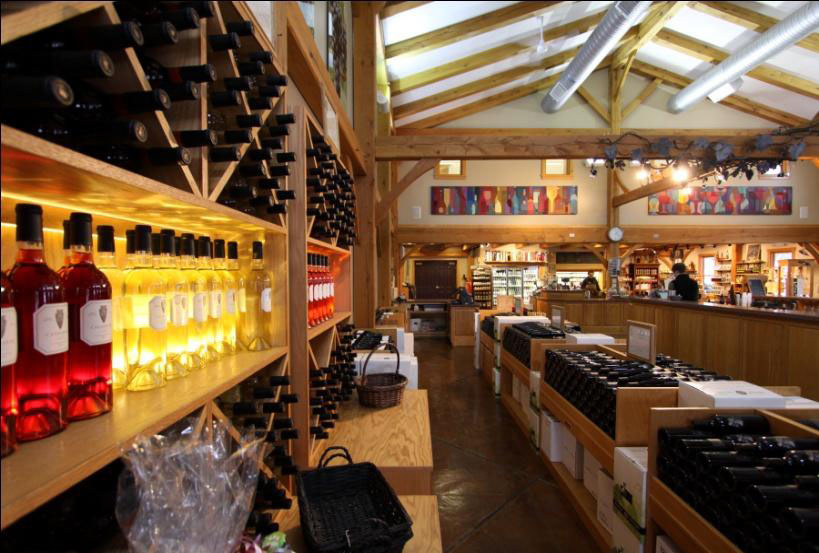 oliver winery and the recipe for values